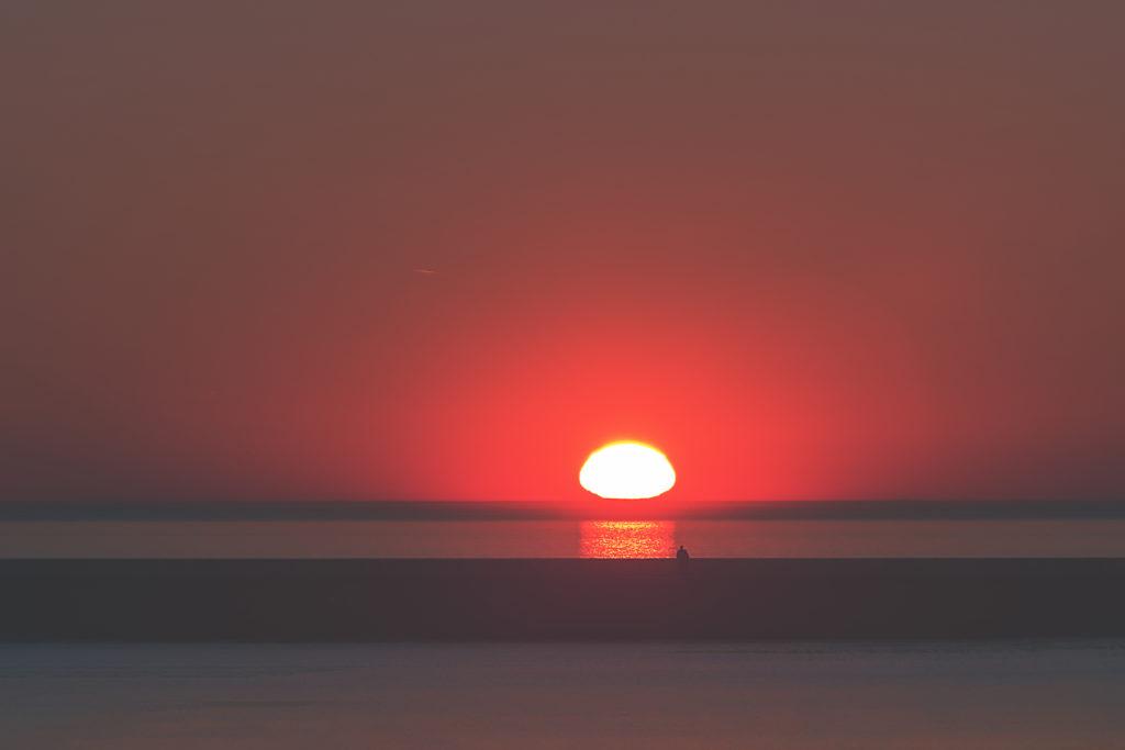 Sunset Harlingen